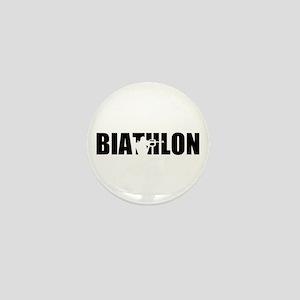 Biathlon Mini Button