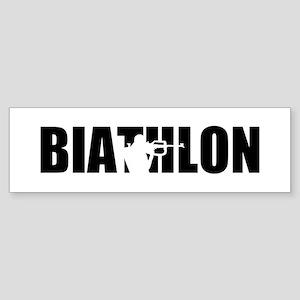 Biathlon Sticker (Bumper)