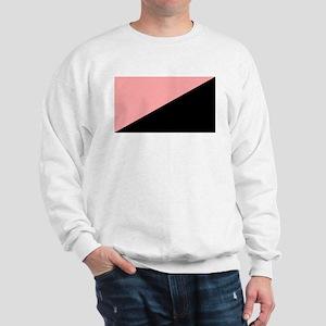 Queer Anarchist Flag Sweatshirt
