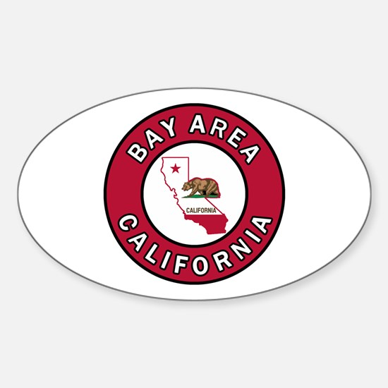Cute Union city Sticker (Oval)