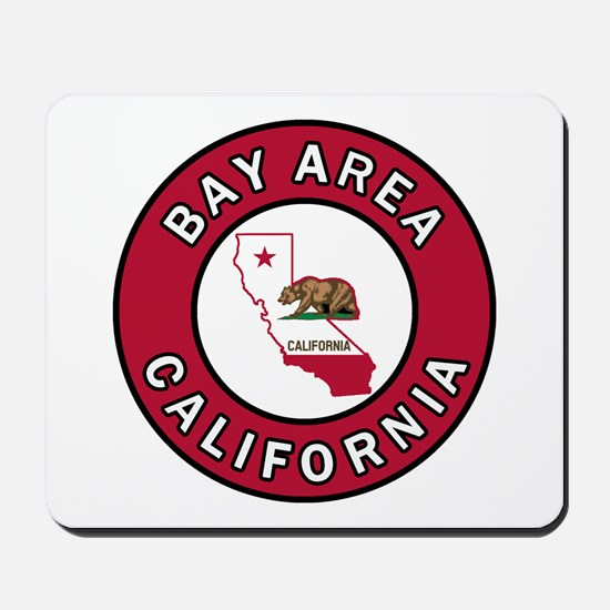 Bay Area Mousepad