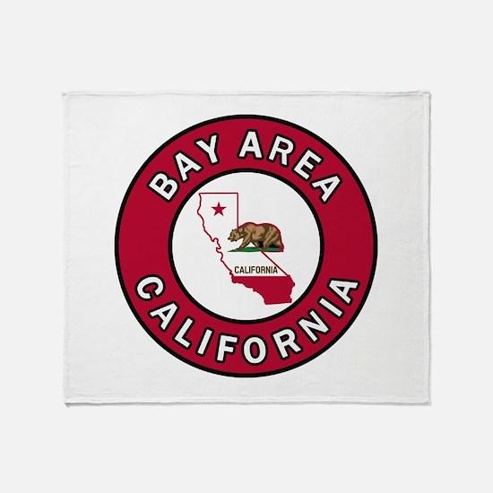 Bay Area Throw Blanket