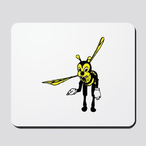 Bowing Bee Mousepad