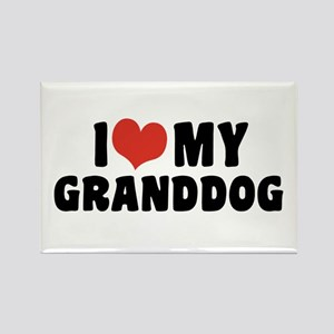 I Love My Granddog Gifts Cafepress