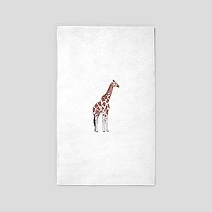 Giraffe Area Rug