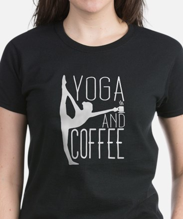 Yoga & Coffee T-Shirt