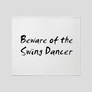 swing49 Throw Blanket