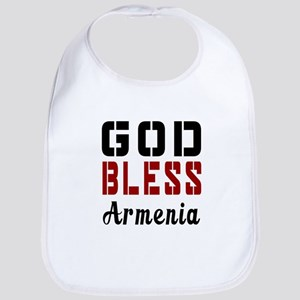 God Bless Armenia Bib
