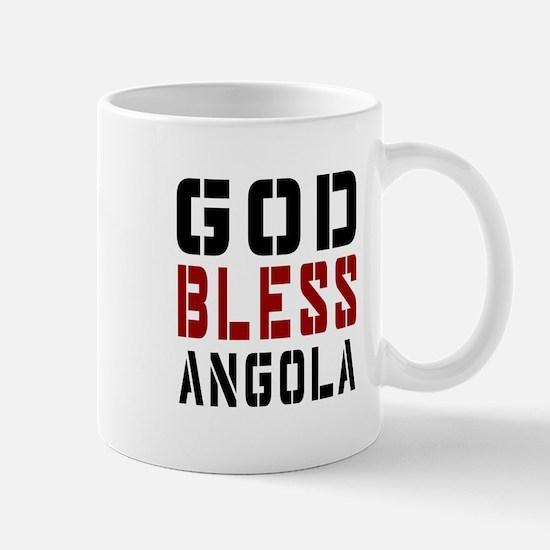 God Bless Angola Mug