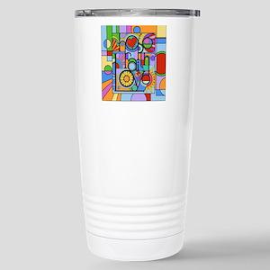 Hope, Faith, Love Travel Mug