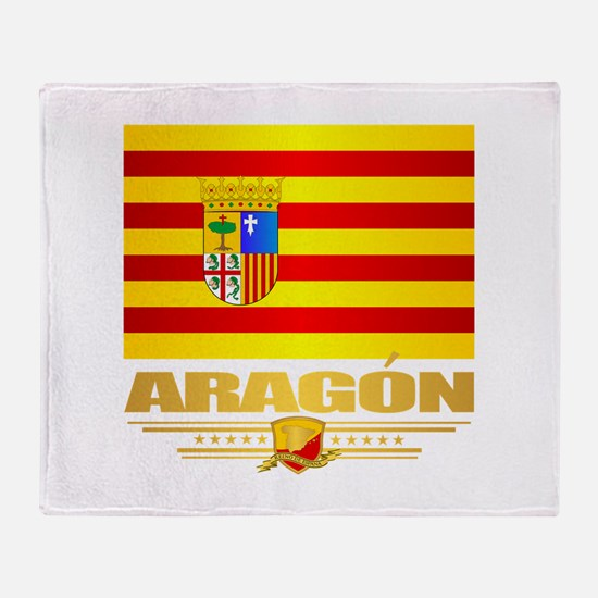 Aragon Throw Blanket