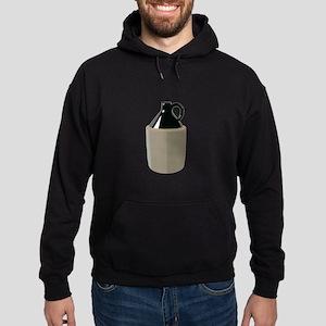 Porcelain Jug Hoodie (dark)