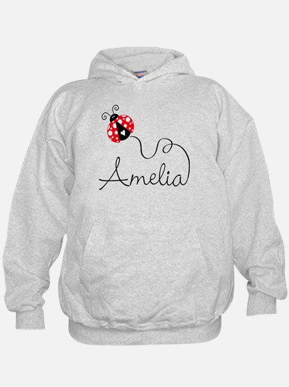 Ladybug Amelia Hoodie