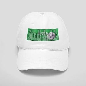 Soccer Flag Saudi Arabia Cap