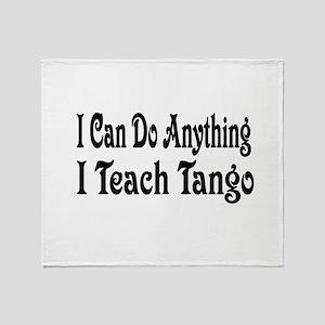 tango32 Throw Blanket