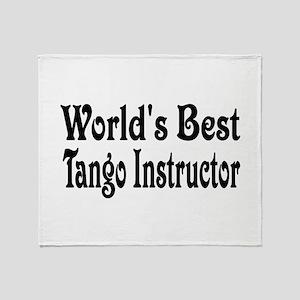tango11 Throw Blanket
