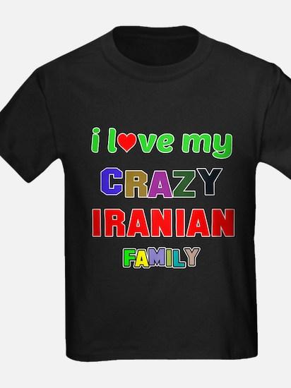 I love my crazy Iranian family T