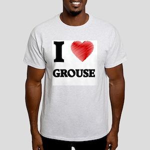 I love Grouse T-Shirt