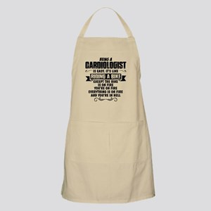 Being A Cardiologist... Apron
