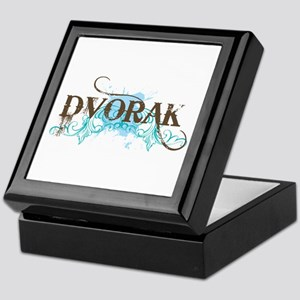 DVORAK grunge Keepsake Box