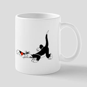 Sylvester sleeping Mugs