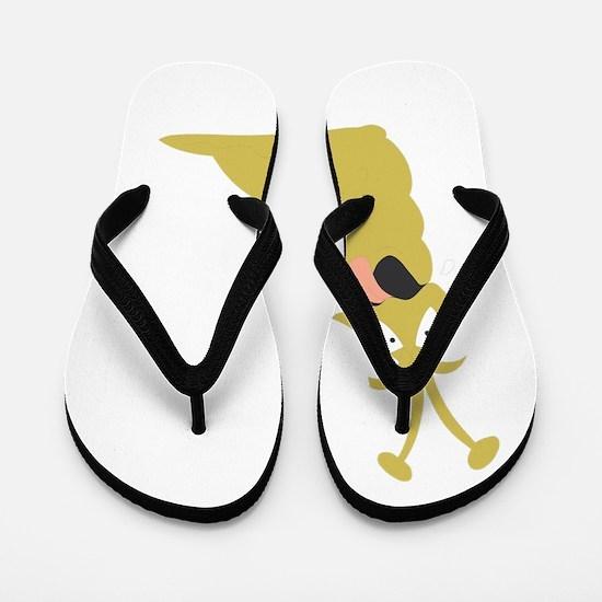 Slug Flip Flops