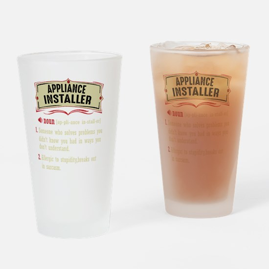 Unique Pro tools Drinking Glass