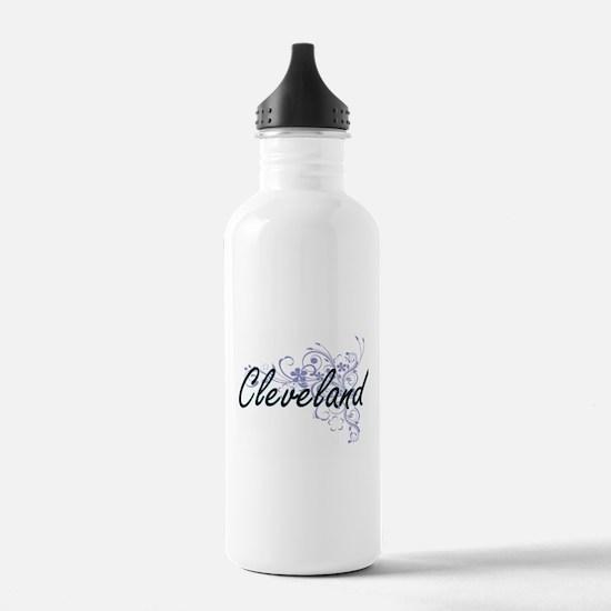 Cleveland surname arti Water Bottle