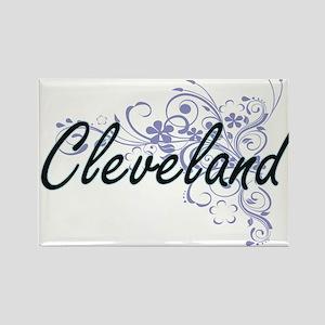 Cleveland surname artistic design with Flo Magnets