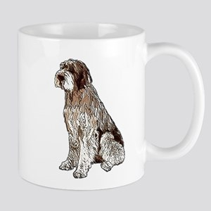 Wirehaired Pointing Griffon P Mug