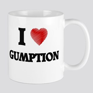 I love Gumption Mugs