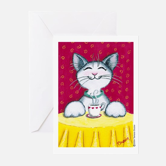 More Cream Greeting Cards (Pk of 10)