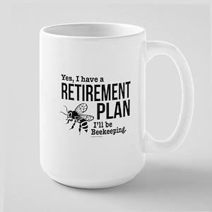 Beekeeping Retirement Mugs