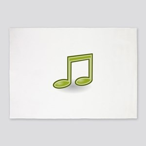 Audio x generic 5'x7'Area Rug
