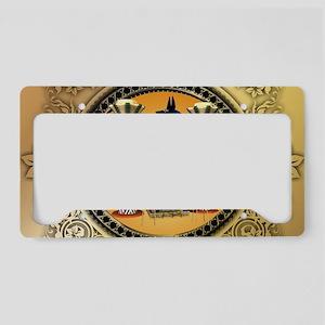 Anubis License Plate Holder