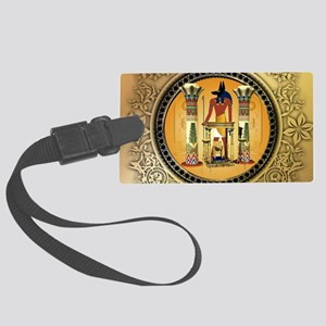 Anubis Luggage Tag