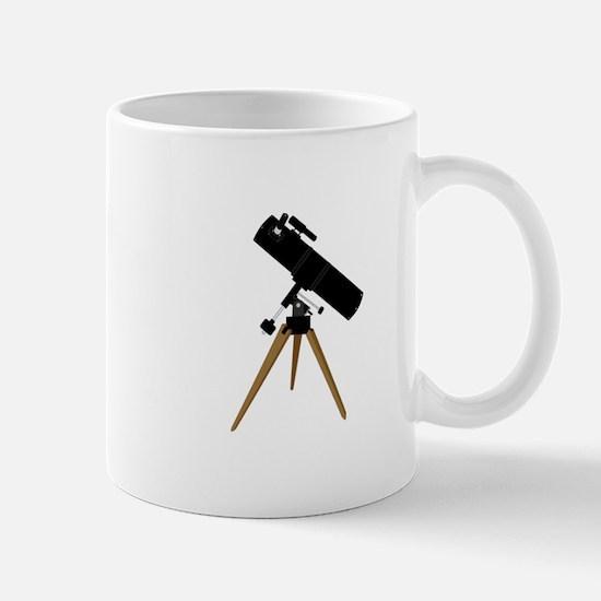 Reflector telescope Mugs