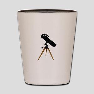 Reflector telescope Shot Glass