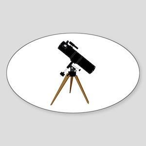Reflector telescope Sticker