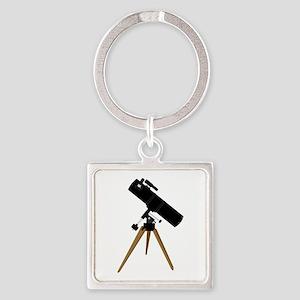 Reflector telescope Keychains