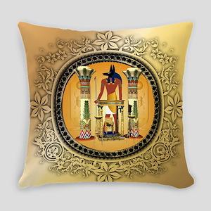 Anubis Everyday Pillow