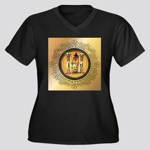 Anubis Plus Size T-Shirt