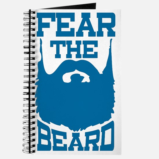 Unique Awesome beard Journal
