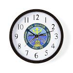 USS Bolster (ARS 38) Wall Clock