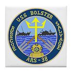 USS Bolster (ARS 38) Tile Coaster