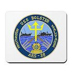 USS Bolster (ARS 38) Mousepad