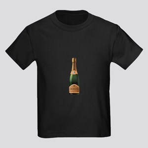 Bottle Of Champagne T-Shirt