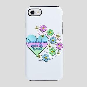 Granddaughters Make Life Spa iPhone 8/7 Tough Case
