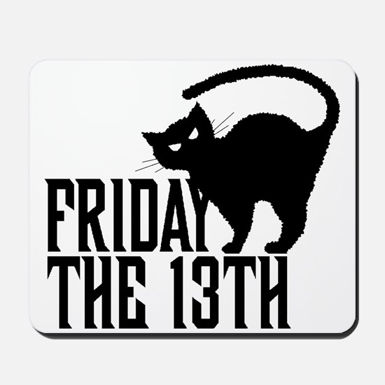 Friday 13th Mousepad