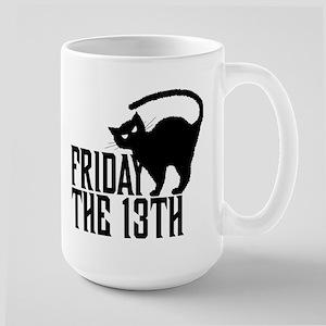 Friday 13th Large Mug